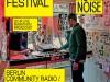 Flyer Online Radio Festival